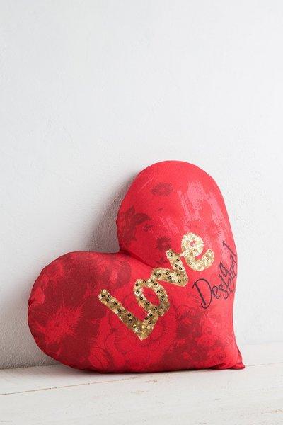 DESIGUAL cuscino Love