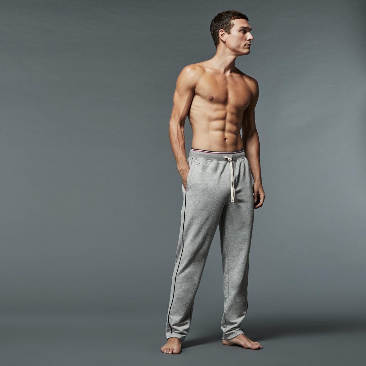 lacoste pantaloni tuta