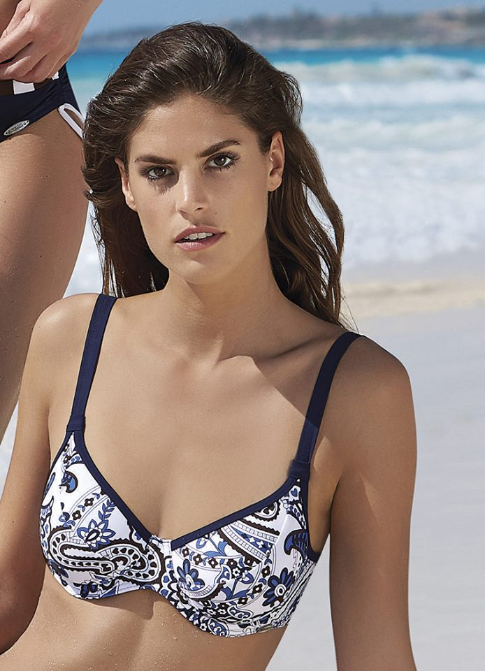 bikini bco blu sunflair