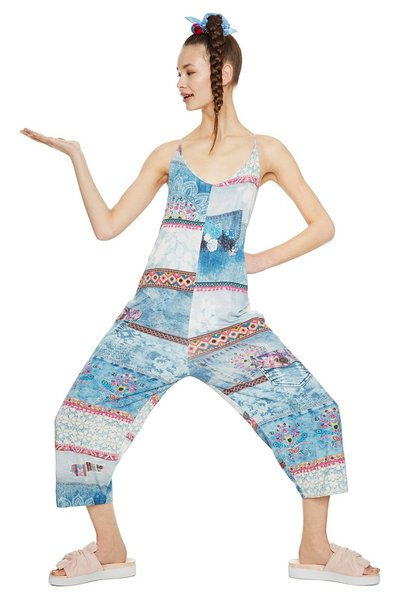 salopette exotic summer desigual 4