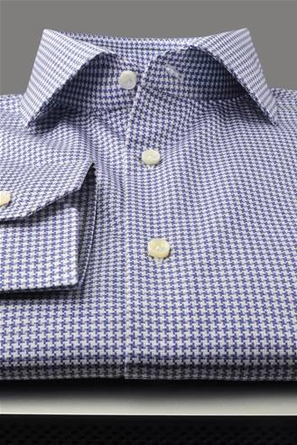 camicia cassera in cotone
