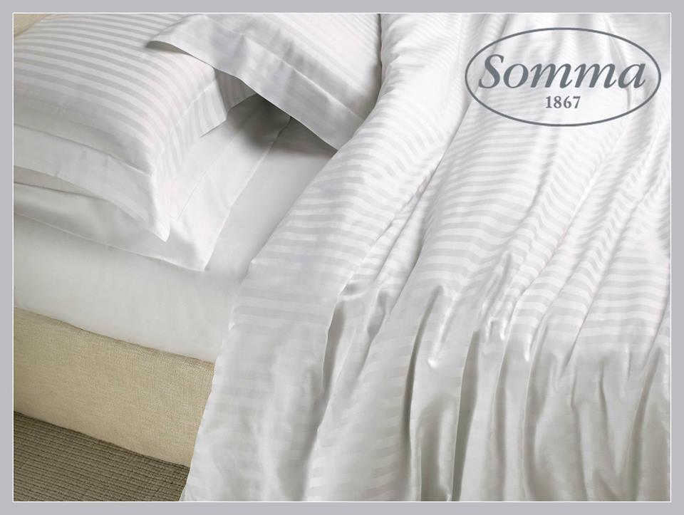 lenzuola raso di cotone Somma