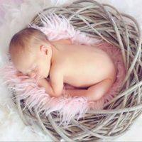 piumino baby daunenstep piuma d'oca 100% volato