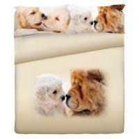 Doggy, copripiumino e lenzuola gabel disegno cani