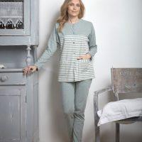 pigiama donna aperto maryplaid