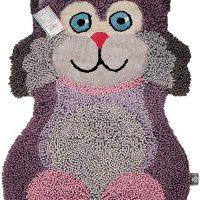 php tappeto micio rosa