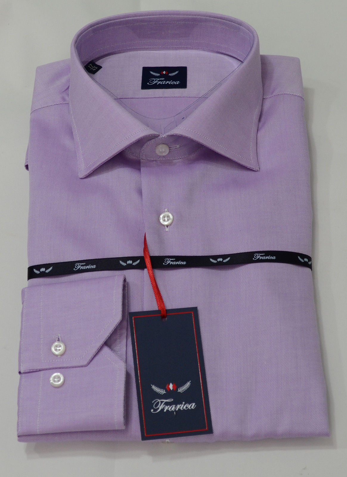 camicia frarica lilla