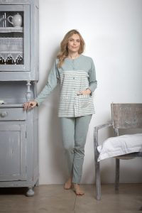 pigiama donna aperto maryplaid