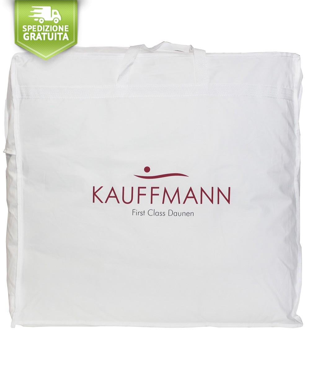 Peso Lenzuola Matrimoniali.Piumino Matrimoniale Kauffmann Giotto Plus Medio Peso 20