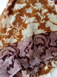Sciarpa stola in lana Caruso SCONTO 20%