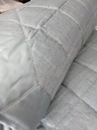 Copriletto in raso di cotone Somma