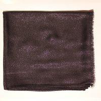 Sciarpa in lana/seta lamèe Caruso