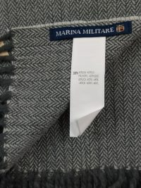 Plaid Marina Militare