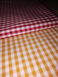Tovaglia rettangolare 6/8/12 pers. in puro cotone (anche su misura)